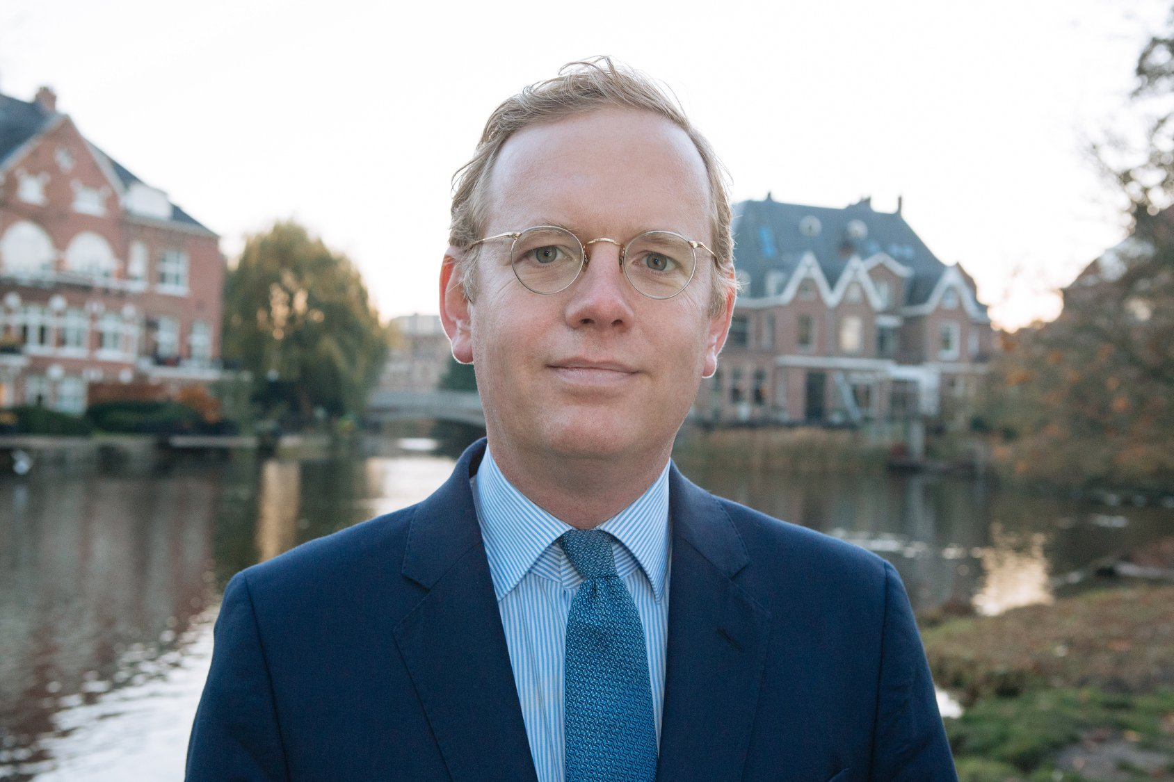 Corporate portrait - Amsterdam