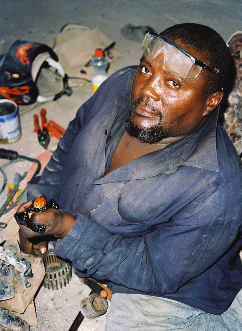 Wonder Welders metal recycling & art craft workshop